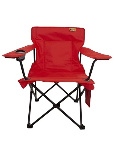 Funky Chairs Funky Chairs V2 Kırmızı Lüks Kamp Sandalyesi Kırmızı